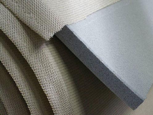 tissu tendu acoustique texaa vibrasto coller. Black Bedroom Furniture Sets. Home Design Ideas